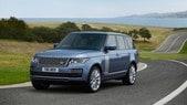 Range Rover, col restyling arriva anche l'ibrida