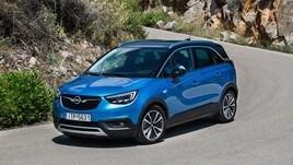 Opel Crossland X, ecco la versione a GPL