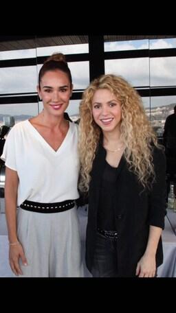 Shakira: «La fedeltà di Piqué è per il Barcellona»