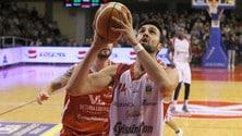 Basket Serie A, tegola per Reggio: Cervi out tre mesi