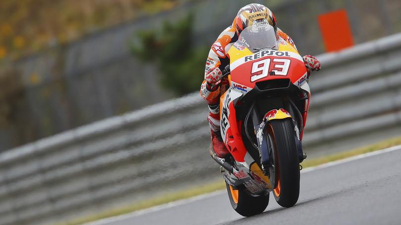 Motogp, Giappone: Marquez senza rivali in quota