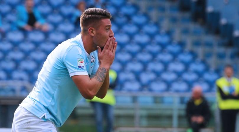 Lazio, Tare: «Milinkovic? Offerti più di 70 milioni, ma non dalla Juventus»