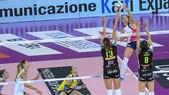 Volley: A1 Femminile, successi in trasferta per Conegliano e Scandicci, Novara ok al quinto