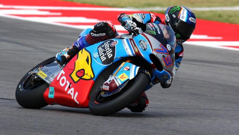 Moto2, Thailanda: pole per Marquez, Marini è quarto