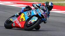 Moto2 Giappone: sorpresa Marquez, Morbidelli ottavo