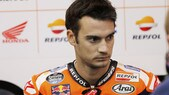 MotoGp Honda, Pedrosa: «Problemi alle gomme»
