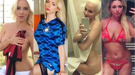 Inter-Milan, sui social è già derby: che sfida tra April e Martina!