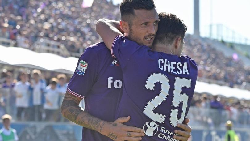 Calciomercato Fiorentina, Thereau a Chiesa: «Non andare al Psg»