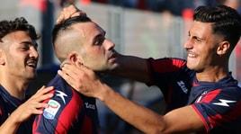 Crotone riacciuffato due volte: 2-2 col Torino