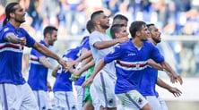 Serie A Sampdoria, allenamento regolare per Capezzi