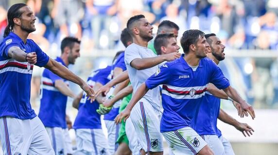 Sampdoria-Atalanta 3-1: che rimonta per Giampaolo!