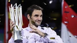 Masters 1000 Shanghai: Nadal ko, è trionfo per Federer