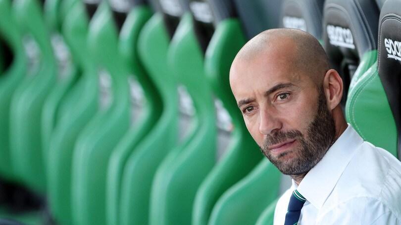 Serie A Sassuolo, Bucchi: «I numeri ci condannano»