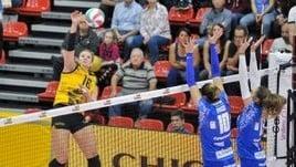 Volley: A1 Femminile, vincono le neo promosse Filottrano e Legnano