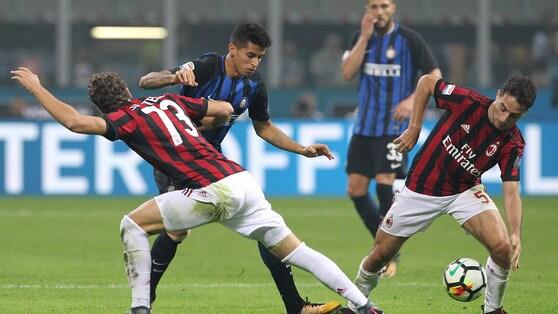 Serie A Inter-Milan 3-2, il tabellino
