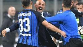 Inter, Spalletti scatenato dopo la vittoria nel derby