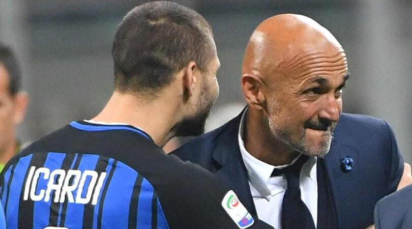 Inter, Spalletti: «Il Napoli merita i complimenti di tutti»