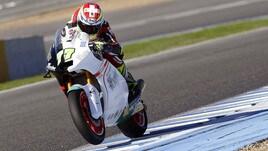 Moto2 Misano, squalifica Aegerter: è fuori dal podio