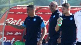 Champions League, il Napoli pronto per il Manchester City