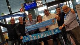 Napoli, sale l'attesa: tutti a Manchester per la trasferta col City