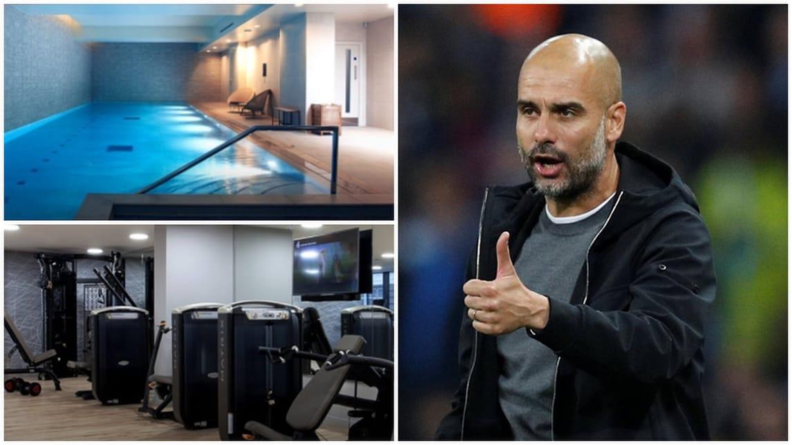 La lussuosa casa di Guardiola a Manchester: vive a fianco di Gabriel Jesuse David Silva