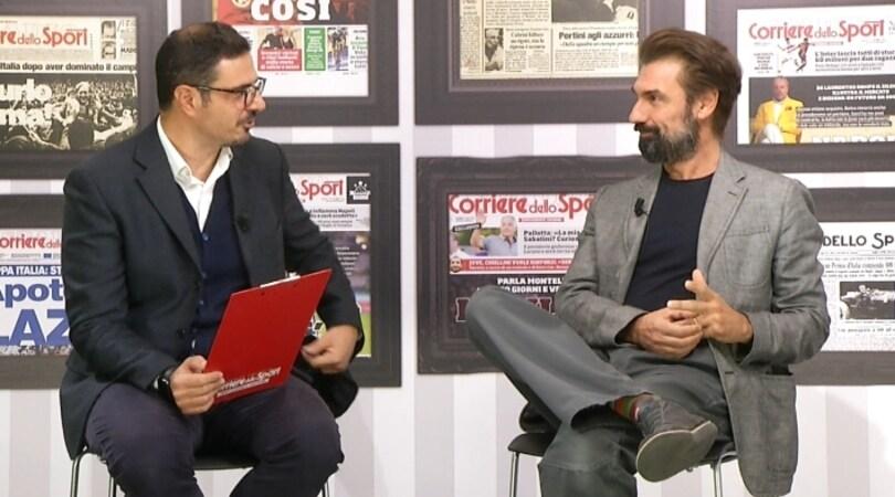 Dove non ho mai abitato, Fabrizio Gifuni: «Vi svelo perché sono della Juventus»
