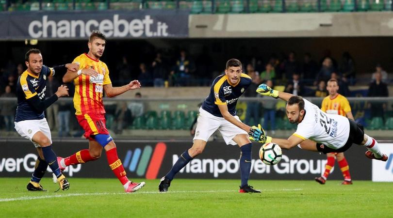 Serie A, Verona-Benevento 1-0: decide un gol di Romulo