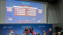Sorteggi playoff Mondiali: sarà Svezia-Italia, ritorno a Milano