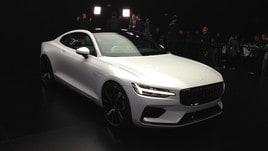 Volvo Polestar 1, l'anti-Tesla made in Cina