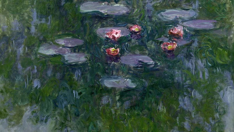 Le emozioni Monet a Roma
