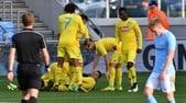 Youth League, City-Napoli 3-1