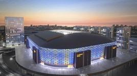 Svezia-Italia, alla scoperta della Friends Arena:il tetto, Ibra e quello strano sponsor...
