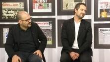 Claudio Santamaria: «Il mio 'Papero'? Romanista come me»