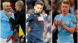 Manchester City-Napoli: i Top & Flop