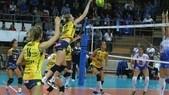 Volley: Champions League, Conegliano passeggia in Ungheria