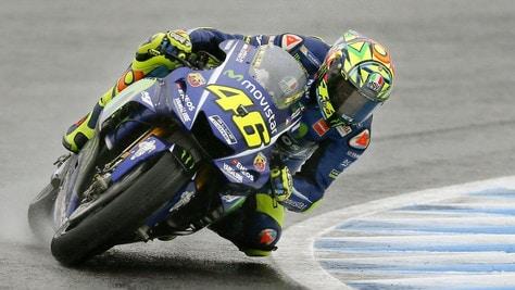 MotoGp, Rossi: «Per il mondiale sarà un finale thriller»