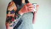 La nuova moda? Tatuaggi profumati