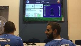 A Fifa 18 Chelsea-Roma finisce 2-2: che pareggio al 90'!