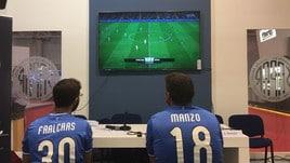 A Enada Roma si anticipa Chelsea-Roma
