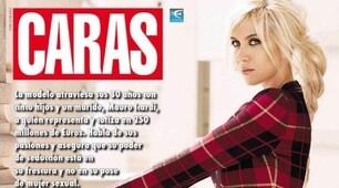 Un'altra copertina per Wanda Nara: «Lavoro come se dovessi pagarmi l'affitto»