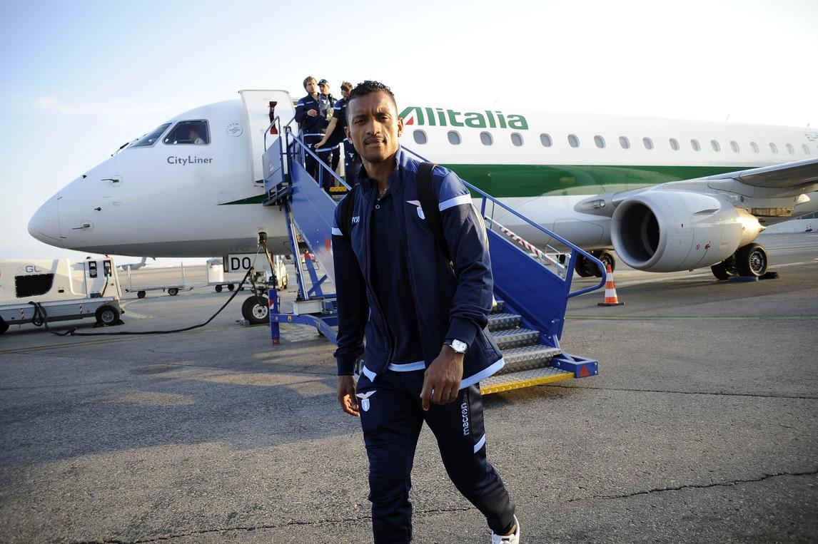 La Lazio è volata a Nizza: Nani carico per la prima da titolare
