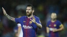 Champions League, vincono tutte le big: tris di Barcellona e Bayern, poker Paris Saint Germain