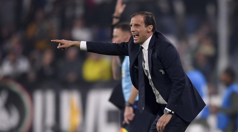 Allegri: «Juventus poco brillante. Higuain? Una grande prestazione»