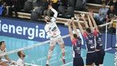 Volley: Coppa Italia, Civitanova, Perugia e Trento alla Final Four