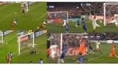 Dzeko, gol da urlo. Ma quello (simile) di Totti resta inimitabile