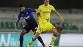 Serie A Chievo, Inglese: «Napoli? Adesso non ci penso»