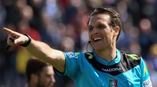 Serie A, gli arbitri della 9ª giornata: Napoli-Inter a Banti