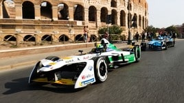 La Formula E arriva a Roma, appuntamento per il 14 aprile