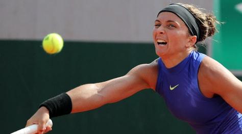 Tennis, Cina: Sara Errani accede ai quarti di finale