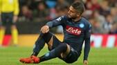 Napoli-Inter, per Insigne si deciderà alla vigilia